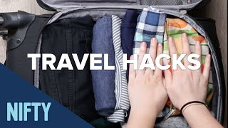 Game-Changing DIY Travel Hacks