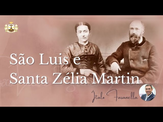 Palestra sobre São Luiz e Santa Zélia Martin