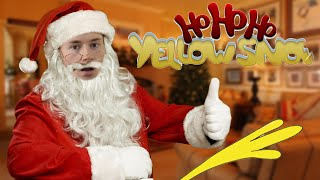 NAKED WEEING SANTA | Ho Ho Yellow Snow