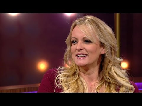 Stormy Daniels on the night she met Donald Trump   The Ray D'Arcy Show