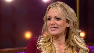 Stormy Daniels on the night she met Donald Trump | The Ray D'Arcy Show