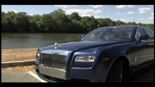Real World Test Drive Rolls Royce Ghost 2010