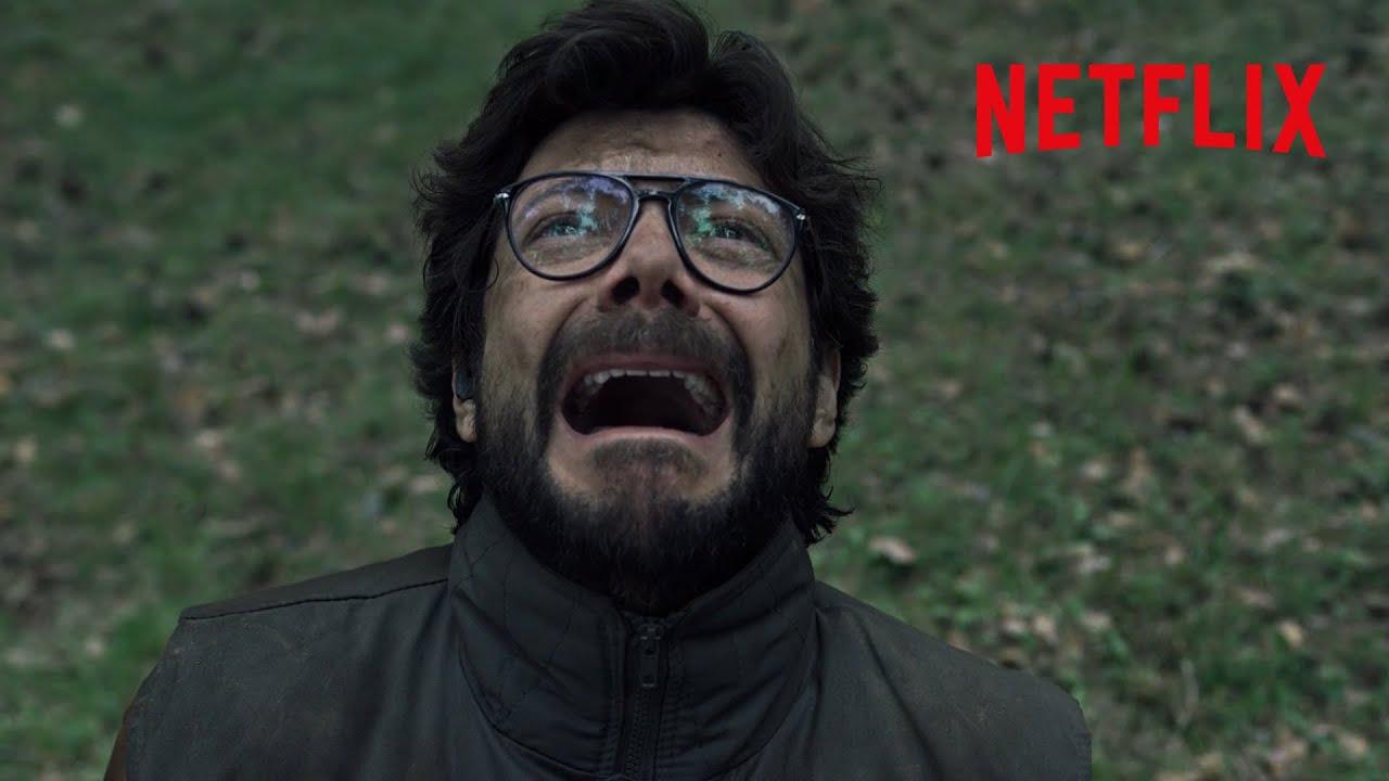 Download La ESCENA FINAL de La CASA de PAPEL PARTE 3 | Netflix España