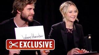 Versus Game Hunger Games Cast Hd