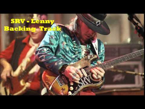 Stevie Ray Vaughan -  Lenny (Backing Track)