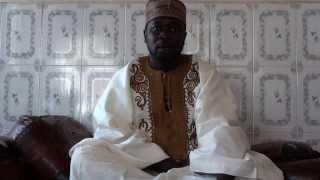 The Beloved of Allah Prophet Muhammad-PBUH by  Sheikh Shariff Sani Janbulo