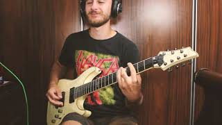I Prevail - Low Guitar Cover