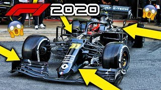 A Big Step or Bust?! - Reaction to RENAULT 2020 F1 CAR! (Renault RS20 Analysis)