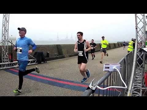 2018 BTR Mersey Tunnel 10K - Finish