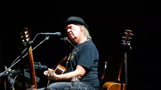 Neil Young: Love and War
