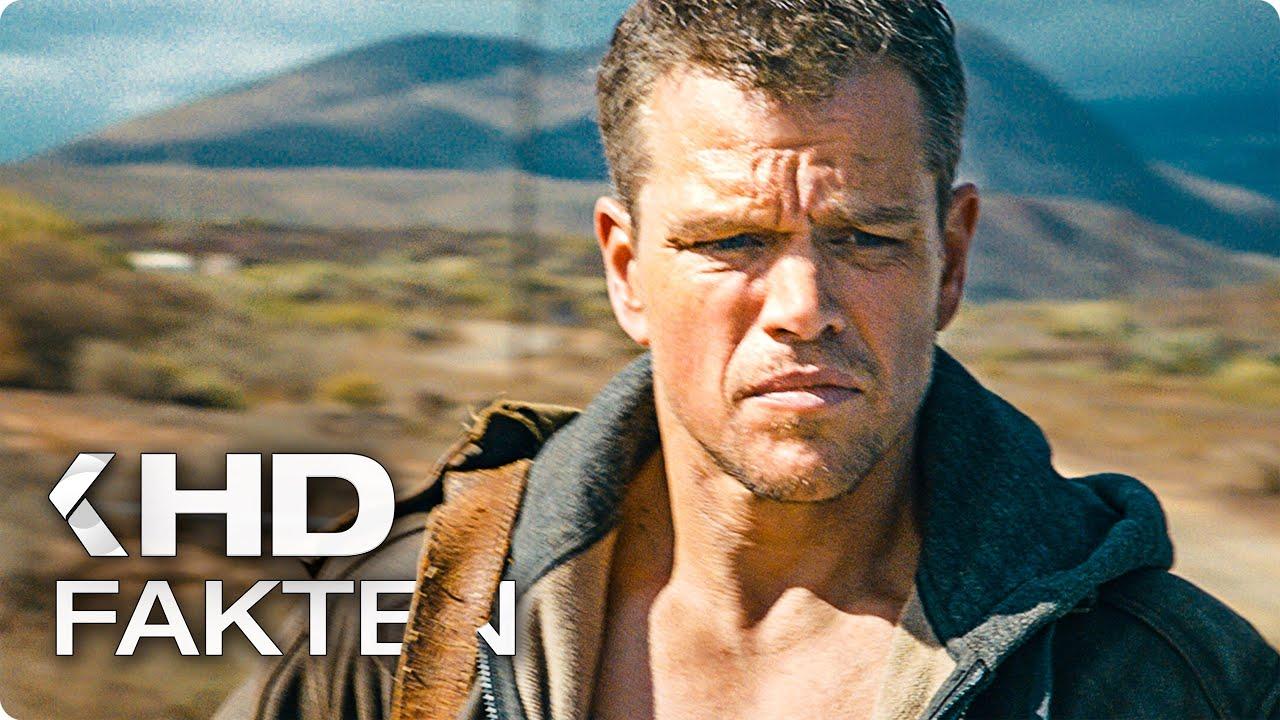 Bourne Filme Reihenfolge
