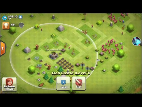 Clash Of Clans Base Reviews....next Goal Is 175 Subs