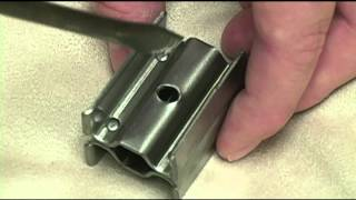 How To Remove Caster Inserts In A Flex-a-bed