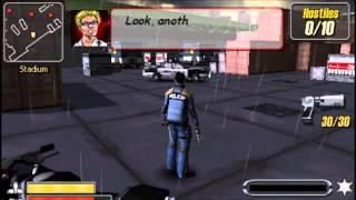 Pursuit Force (PSP) part 11