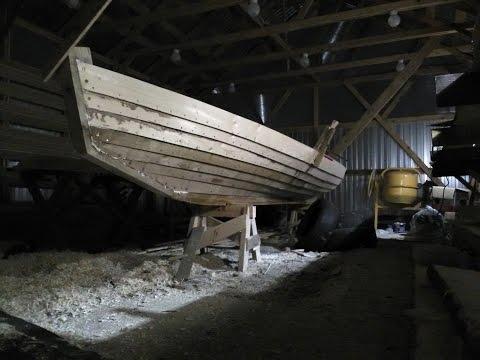 Смотреть онлайн Деревянная лодка своими руками 5