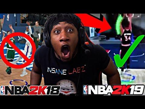 TOP 5 THINGS NBA 2K19 IS ALREADY DOING BETTER THAN NBA 2K18!