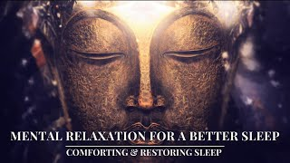 Mental Relaxation   Fall Asleep Fast   Guided Meditation