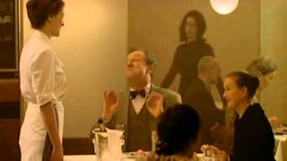 обслуживание в ресторане видео