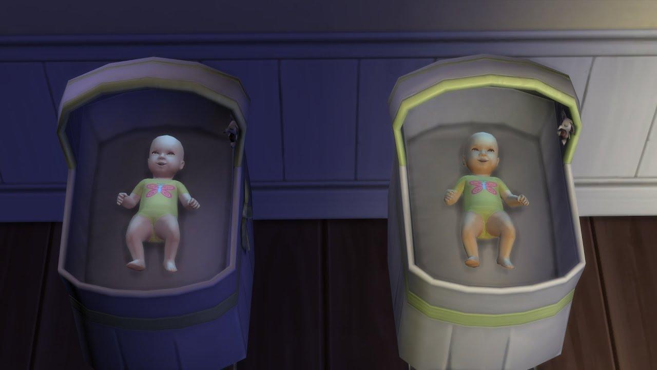 Sims 4 Zwillinge