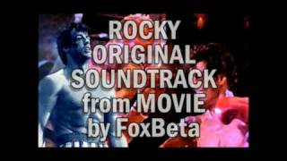 Rocky IV WAR original soundtrack from MOVIE