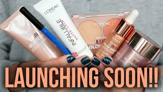Testing NEW L'OREAL Drugstore Makeup?! || What Worked & What DIDN'T