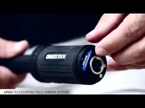 Tactical Electronics LPSS3 Pole Camera