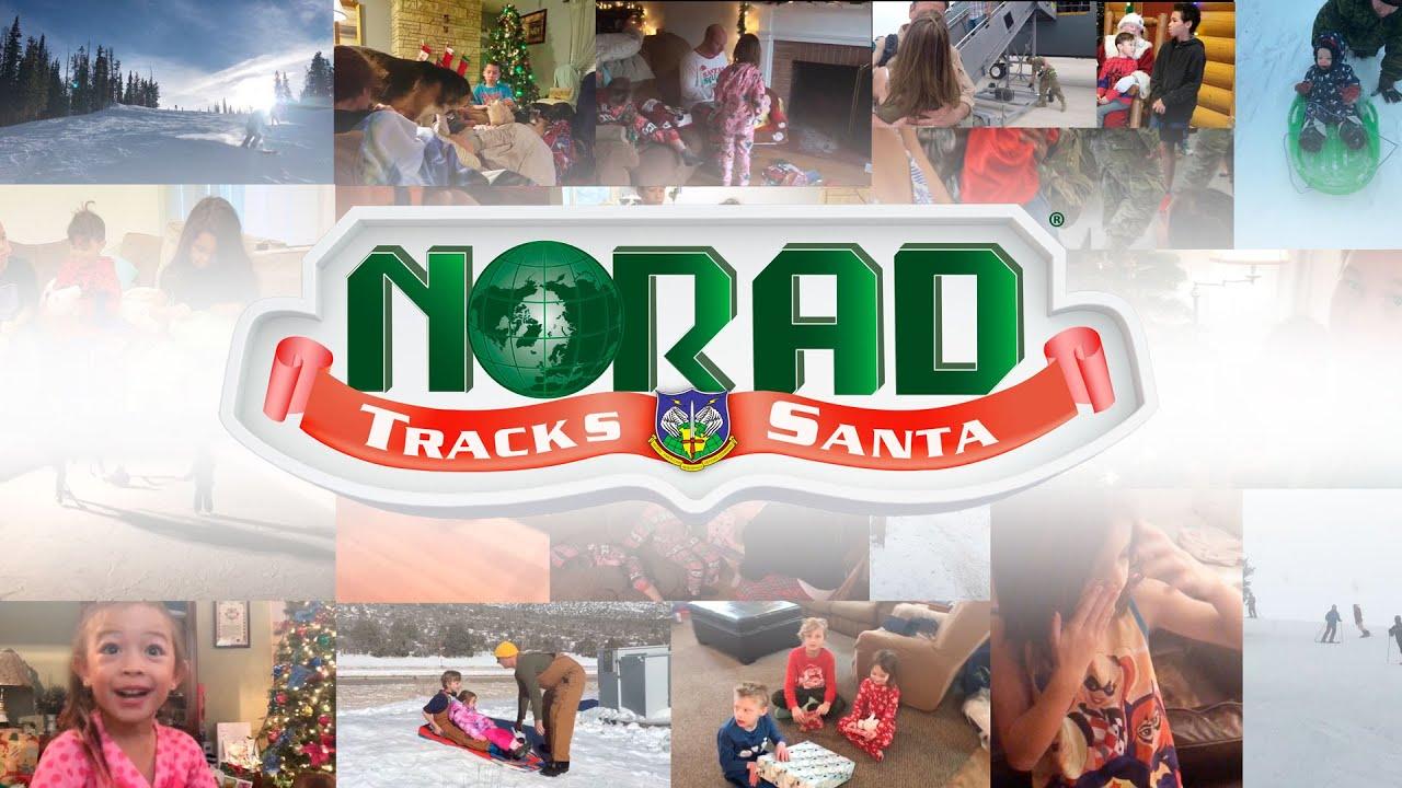 サンタ 追跡 2019 norad