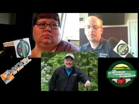 Doug Oster  (interview Only) The Wisconsin Vegetable Gardener Radio Show