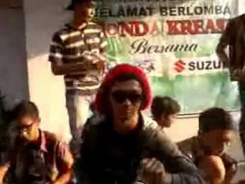 Ronda TS-BLINK live in perkasa radio Tulungagung.3gp