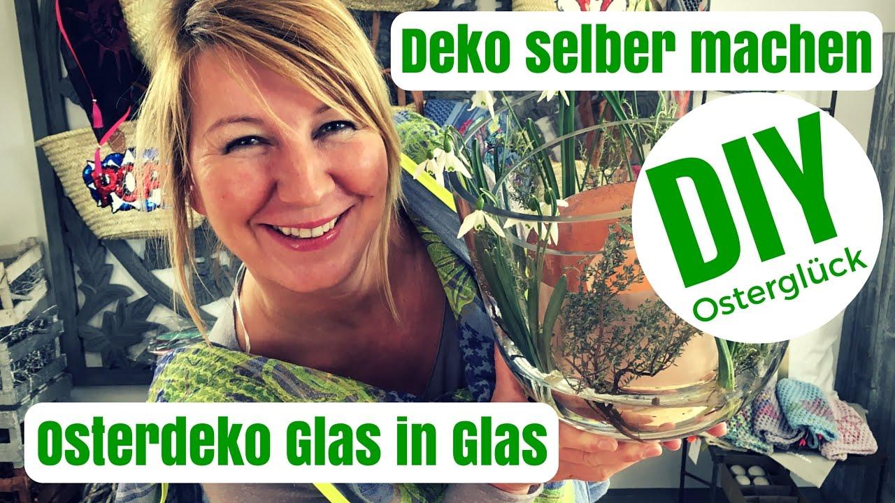 Diy Deko Ideen Selber Machen Glas In Glas Deko Von Imke