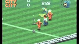 LEGO Soccer Mania (Game Boy Advance) - castellano