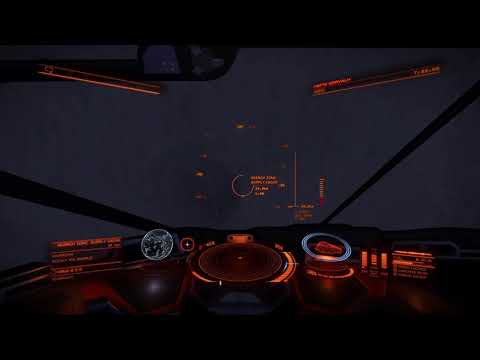Elite: Dangerous - How to complete a planetary surface salvage mission the EASY way