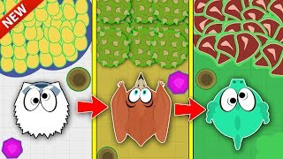 MOPE.IO / WHICH IS THE BEST BIOME TO LEVEL UP IN? / NEW BEST XP FARM METHODS & BIOME GAMEPLAY!