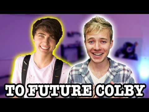A Video To Future Colby Brock, My Best Friend.