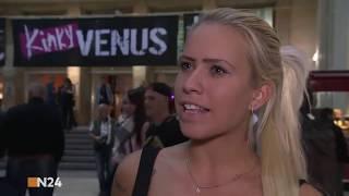 Die größte Erotikmesse der Welt - Hinter den Kulissen der Venus ♔Doku♔