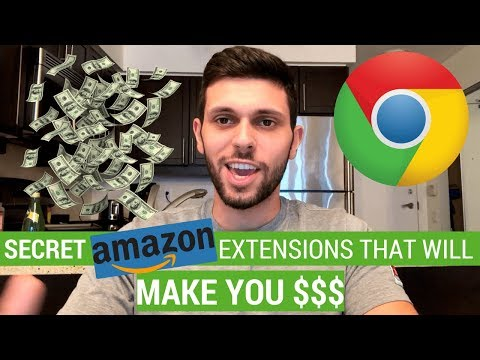 The BEST Chrome Extensions EVERY AMAZON Seller MUST Have!