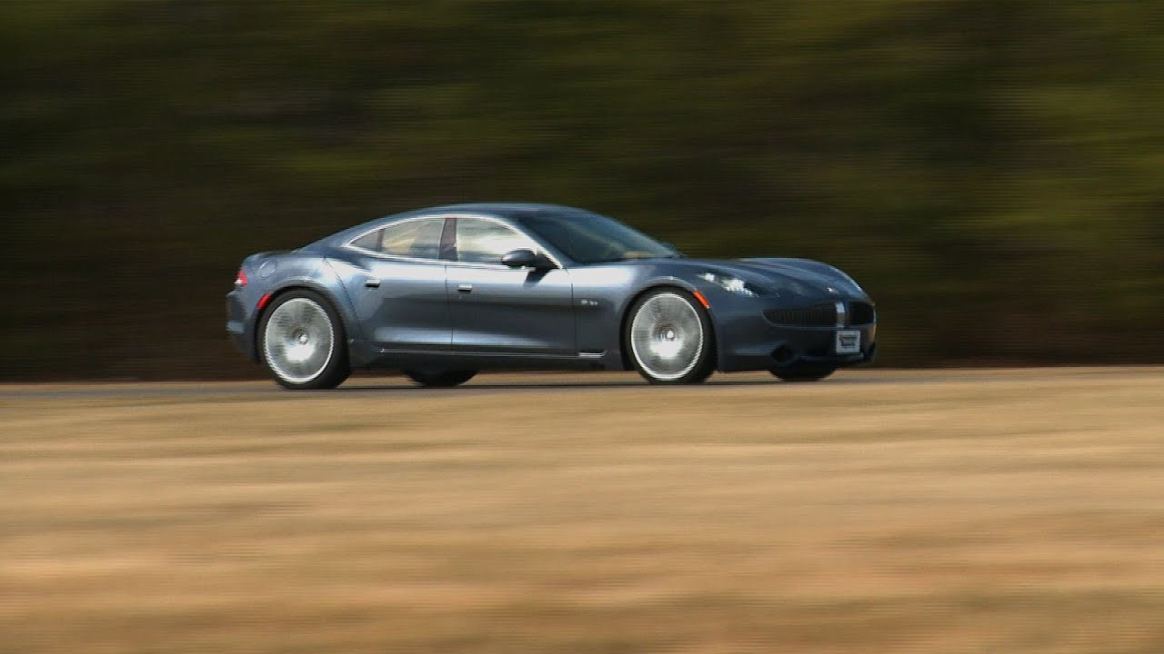 Fisker Karma Review Consumer Reports Youtube