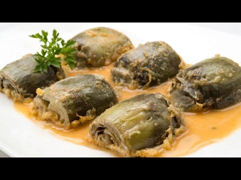 Receta De Alcachofas Rebozadas Con Salsa Española Karlos Arguiñano