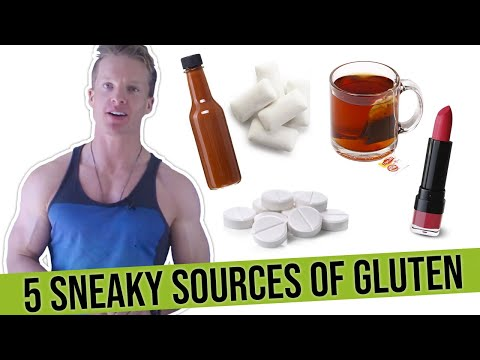 5 Sneaky Sources of Gluten | LiveLeanTV