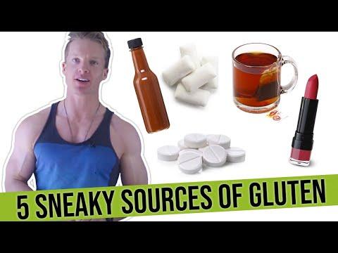 5 Sneaky Sources of Gluten | LiveLeanTV