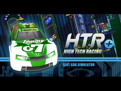 HTR HIGH TECH RACING (PC): reviviendo al Scalextric || Sección Indie || Análisis / Review en Español