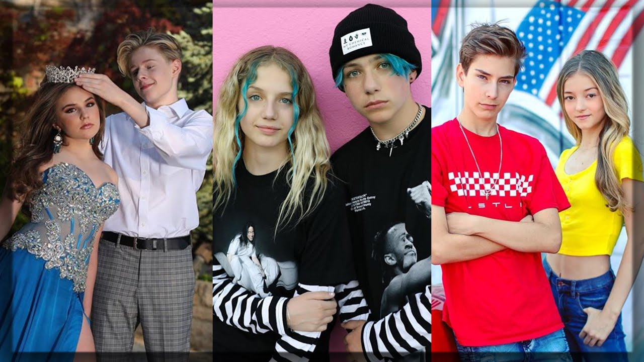 TikTok Compilation- Piper and Lev (Liper) | Indi and Walker (Windi) | Emily and Sawyer (Semily) |