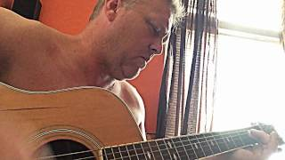 Snow patrol, make this go on forever, acoustic, cover, by Jeff Stucker