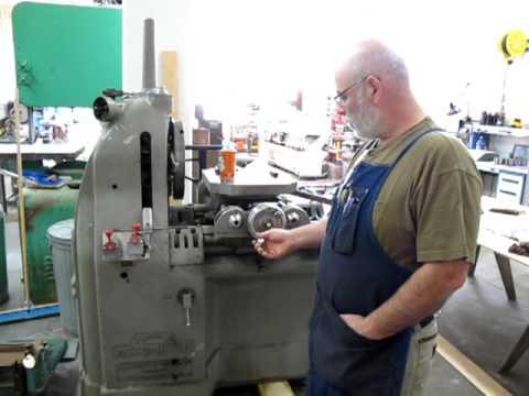 Autometric Handwheel repair Part 1