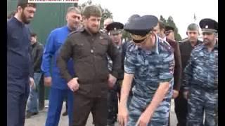 Старший сержант Ю. Сулейманов награжден орденом Кадырова (посмертно)