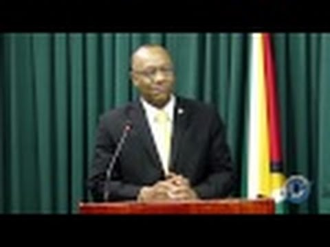 Post Cabinet Press Brief (January 6, 2017) || Presented By Guyana Daily News