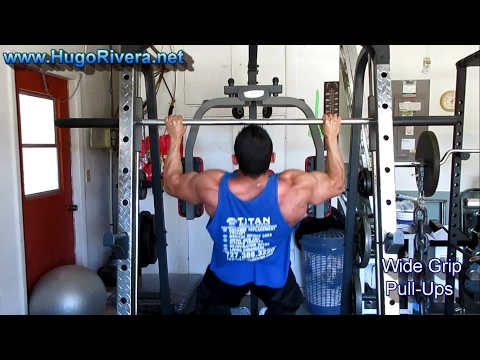 Chest, Back & Calves Short Bodybuilding Training Routine – Workout Vlog 30