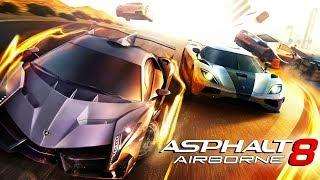 Asphalt 8: Airborne Gameplay PC