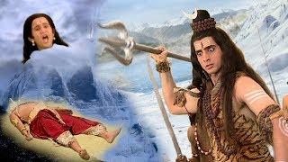 युद्ध की ललकार सुन क्रोधित महादेव ने गणेश पर चलाया त्रिशूल - Story of Ganesh Leela - Bhakti Video