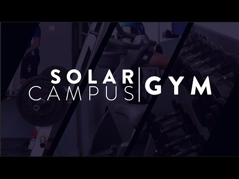 Circuit Training Sessions at Solar Campus